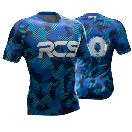Performance Fit Rugby Shirt